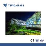 Des tailles de coupe de petits morceaux de verre de sécurité clair meilleur Qualitytempered verre Le verre trempé