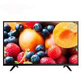 """télévision de 32 """" 40 """" 50 """" HD DEL TV avec une qualité et un large écran de pente"""