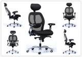 최신 판매 현대 최고 뒤 메시 인간 환경 공학 매니저 두목 의자 (HF-2P5B)