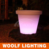 LED Flower Pot / LED Flower Light / LED Glow Garden Furniture