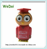Promotion (WY-PL101)를 위한 Plastic 새로운 Owl Shape USB Pen Drive