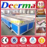 WPC Madeira Deck de plástico/vedação/painel de parede/Máquina de Fazer Post WPC máquina de perfil