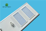 LED de 100W PV LED luces de calle solar integrada (SNSTY-2100)