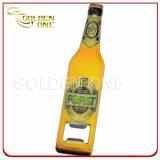 Gutschrift-in ScheckkartengrößeEdelstahl-Zoll gedruckter Flaschen-Öffner