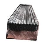 24枚のゲージのGI亜鉛上塗を施してある波形の鋼鉄屋根ふきシート