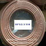 """5/8 """" di bobina molle del rame della bobina del pancake di temperamento del O.D. ASTM B280"""