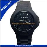 Vente directe d'usine en bois de montre d'OEM/ODM pour les hommes
