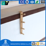 Gancho de porta de madeira para uso doméstico decoração de quarto