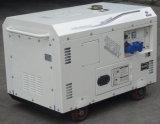 삼상 휴대용 디젤 엔진 발전기 (8.5kw 10kVA)
