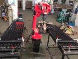 그려진 탄소 강철을%s 로봇식 용접 기계
