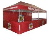 Hochwertiger im Freien Falz-beweglicher Wind-beständiges Gartengazebo-Zelt für Verkauf