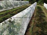 100% Nouveau filet d'exportation d'insecticide agricole ou de serre HDPE pour fenêtre
