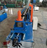 軽いKeel Roll Forming Machine StudおよびTrack Roll Forming Machine Light Gauge Frame Making Machine C U Wオメガ