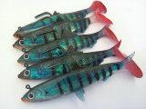 richiamo morbido Biat dei pesci del cavo dell'attrezzatura di pesca 27g di 12cm