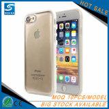 Anti caisse transparente de téléphone de Selfie de densité pour l'iPhone 8