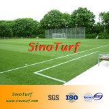 サッカーの人工的な草、Futsalの人工的な草、高品質の人工的な泥炭、長い保証