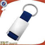 カスタム事業広告の昇進のイミテーション・レザーKeychain (FTKC1578A)