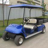 Marshell che ripara il carrello pratico di golf elettrico delle 2 sedi (DU-G4L)