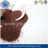 De Kleur van de Inhoud 0.01%/Red van het chloride/Oplosbare Zouten 100ppm Zand 20/40 van de Granaat voor de Filtratie van het Water