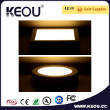 precio de fábrica al por mayor de la luz de panel de LED con certificación CE