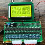 Affichage intelligent 300A 200A 150A 100A 70A Commission de protection de la batterie au lithium LiFePO4 équilibre BMS mètre Li-ion de Coulomb Lipo 8s 10s 24s