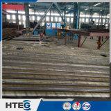 Câmaras de ar de aleta do fornecedor de China nos painéis de parede da água do cambista de calor da câmara de ar