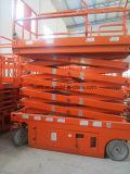 Elevador de tijera eléctrica 6m con certificado CE (JCPTZ610HD).