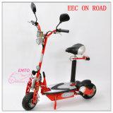 1000W 36V力(ET-ES16)のEECの道可能なCe/RoHS Approvale Evoの強い電気スクーター