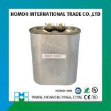Capacitor de alumínio da C.A. da caixa Cbb65 do capacitor da condição do ar
