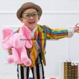 جديد أسلوب نظرة خاطفة استهجان فيل [ستثفّ نيمل] & قطيفة فيل دمية لعبة لون موسيقى فيل لعبة تربويّ [أنتي-سترسّ] لأنّ أطفال