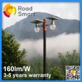Lámpara de pared al aire libre solar del jardín del sensor de movimiento 4W-12W LED