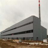 Qingdao에서 하는 가벼운 강철 프레임 작업장