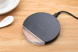 2016 più nuovo Private Model Qi Fast Wireless Charger Output 1.5 a 2.1 Amh nessun Heat