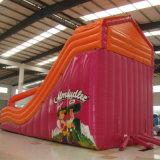 Настраиваемые прочного гигантские надувные слайд для продажи