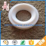 赤いプラスチックPTFE円形の平らな洗濯機のガスケット/薄層のリング