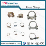 Steel Plated Golden delicious Zinc Spring Clamp Japanese Standard