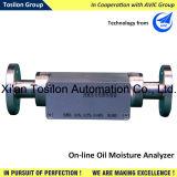 Oil in linea Termine Sensor per Moisture Measurement in Oil