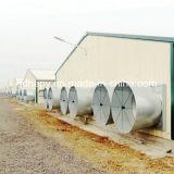 고품질 전 세트 강철 구조물 가금은 유숙한다
