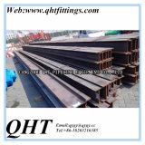 Poutres en acier laminées à chaud H36 à grade A36 pour construction