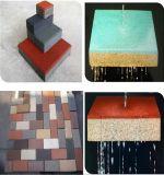장비 벽돌 섞는 기계를 만드는 자동적인 벽돌