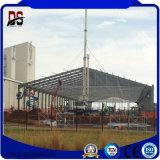 Алюминий сегменте панельного домостроения большой стальной строительных конструкций Warehosue