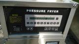 Friggitrice di pressione del gas con il sistema Pfg-600 di Filteration dell'olio