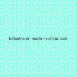100% de poliéster Tricot tecidos elásticos