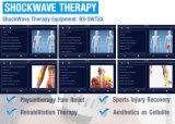 De Apparatuur van de Therapie van de Rugpijn van de Hulp van de Pijn van de Schokgolf van Smartwave Eswt van de hoge Energie