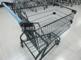 금속 슈퍼마켓 쇼핑 트롤리 가격