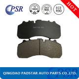 Garnitures de frein automatiques de camion de pièce de rechange de fer de moulage de marché des accessoires