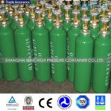 Sauerstoffbehälter-Gas-Zylinder mit Zustimmung ISO9809