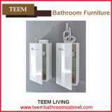 高品質のヨーロッパ式の純木の現代浴室の虚栄心のキャビネット