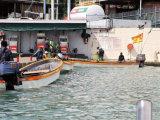 Aqualand 23feet 7m 섬유유리 단 하나 선체 Panga 일 직업적인 어업 모터 배 (230c)