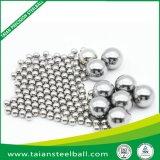 A alta precisão 304 316 440c 420 201 20mm a Esfera de Aço Inoxidável G10